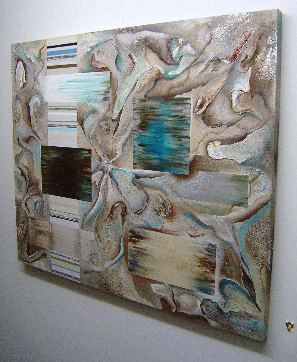 No 350 (123 x 101 cm)