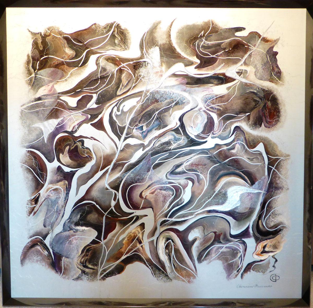 No 450 (128 x 125 cm)