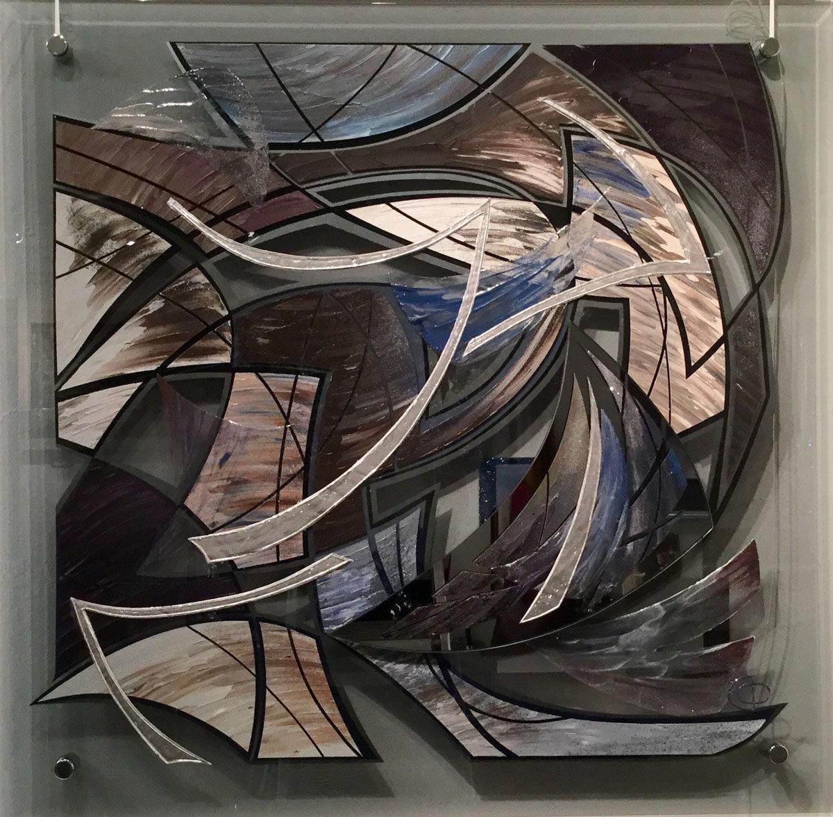 No 471 ( 80 x 80 cm)