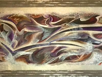 No 483 (190 x 61.5 cm)